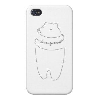 Love Yourself iPhone 5/5s mariez iPhone 4 Case