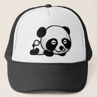 Lovely little Panda Casquette
