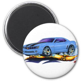Lt 2010 de Camaro Bleu-Noir Car Magnets Pour Réfrigérateur