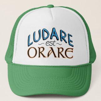 """Ludare casquette d'est Orare"""