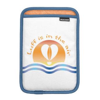 Luffers Sunset_Luff est dans le ciel Housse Pour iPad Mini