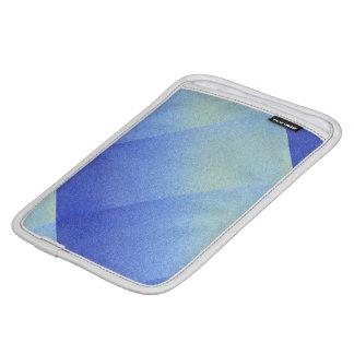 Lumière bleue d'obscurité de regard de sable de housses pour iPad mini