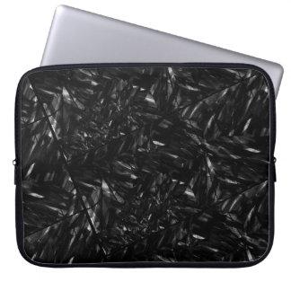 Lumière dans la douille de dessus de recouvrement housse pour ordinateur portable