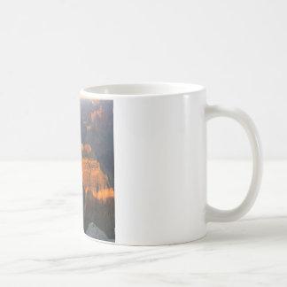 Lumière du soleil de canyon de nature mug