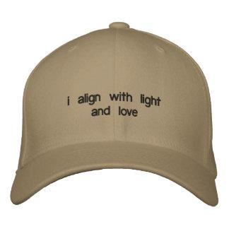 lumière et casquette d'amour