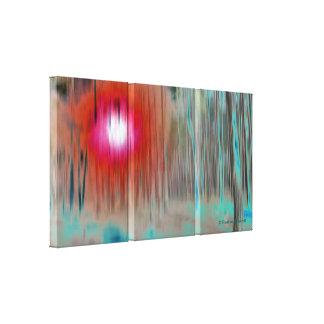 Lumière mystérieuse de beaux-arts du © P Wherrell Toiles