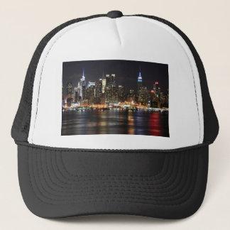 Lumières de New York City Casquette