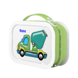 Lunch Box Camion brillant de ciment