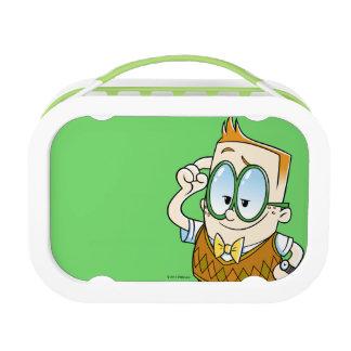 Lunch Box Capitaine Underpants | Melvin le sait tout