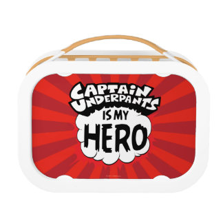 Lunch Box Capitaine Underpants | mon héros