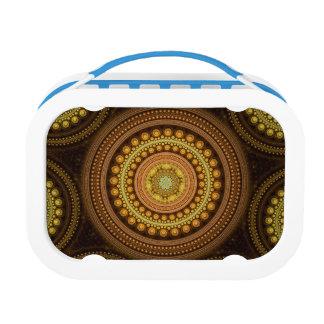 Lunch Box Cercles de fractale
