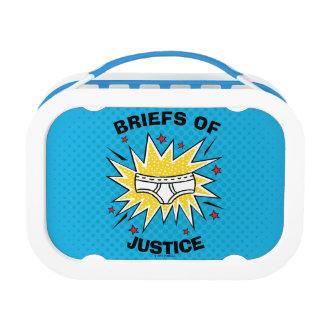 Lunch Box Dossiers de capitaine Underpants | de justice