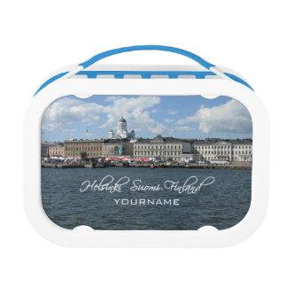 Lunch Box Gamelle de coutume de HELSINKI Finlande