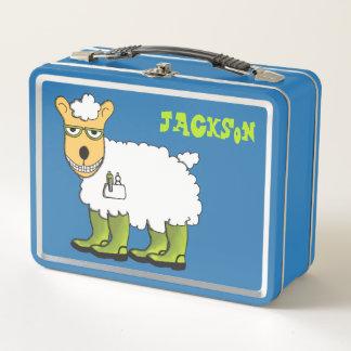 Lunch Box Gamelle de George et de Jett