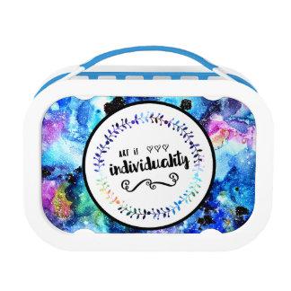 Lunch Box L'art est individualité
