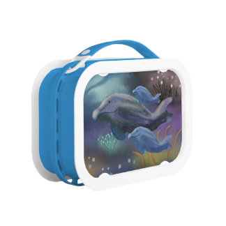 Lunch Box Montre de baleine