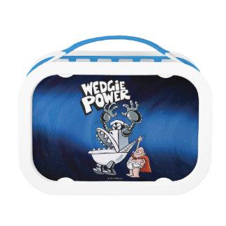 Lunch Box Puissance de capitaine Underpants | Wedgie