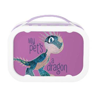 Lunch Box Un dragon de mon animal familier