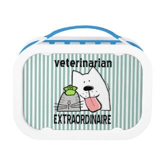 Lunch Box Vétérinaire d'amusement Extraordinaire