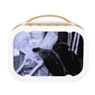 Lunchbox van voorboden