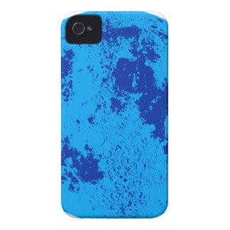 Lune bleue étuis iPhone 4