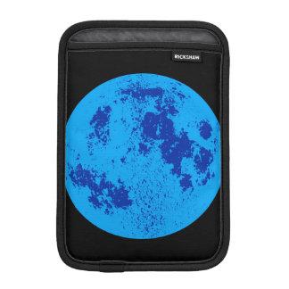 Lune bleue housse pour iPad mini