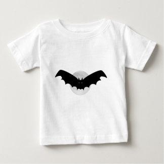 Lune de batte t-shirt pour bébé
