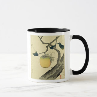 Lune, kaki et sauterelle, 1807 mug