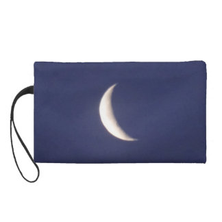 Lune Pochette Avec Dragonne