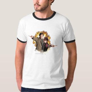 Lupin de Remus et Tonks-Lupin de Nymphadora T-shirt