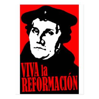 LUTHER de Reformacion de La de vivats Carte Postale