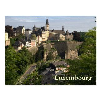 Luxemburg Briefkaart