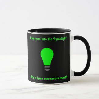 Lyme chronique est vraie tasse de café
