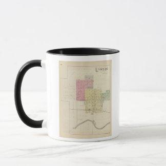 Lyndon, le comté d'Osage, le Kansas Mug