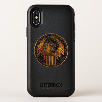 M.A.C.U.S.A. Medaillon OtterBox Symmetry iPhone X Hoesje