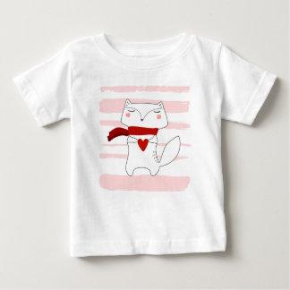 M. Fox T-shirt Pour Bébé