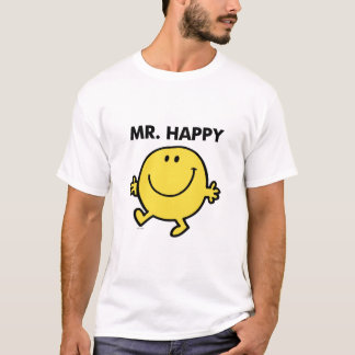 M. Happy | dansant et souriant T-shirt
