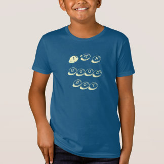 M I un bon T-shirt de garçon