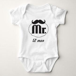M. Lil'Man Baby de hippie Body