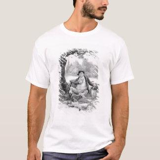 M. Pickwick, de 'Charles Dickens : Un bavardage T-shirt