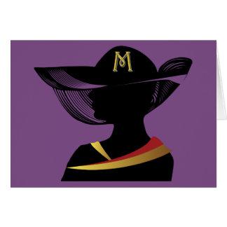 """""""M"""" représente la mère Carte"""