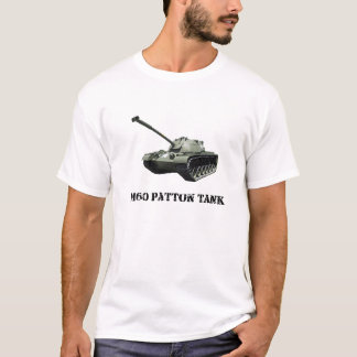 M - T-shirt de réservoir de 60 Patton