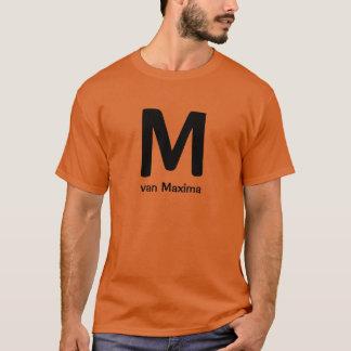 M van Maxima t-shirt
