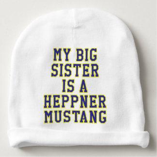 Ma grande soeur est un mustang de Heppner Bonnet Pour Bébé