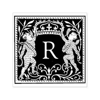 Ma lettre majestueuse de coutume de la Renaissance Tampon Auto-encreur