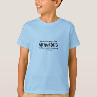 Ma maman dit que je suis, FONDÉ, mais je ne vois T-shirt