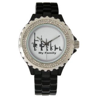 Ma montre de famille (armes à feu d'amour d'I)