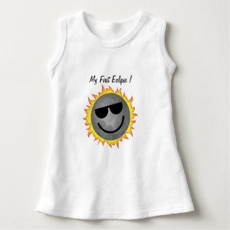 Ma première robe de bébé d'éclipse