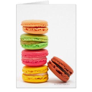Macarons français carte