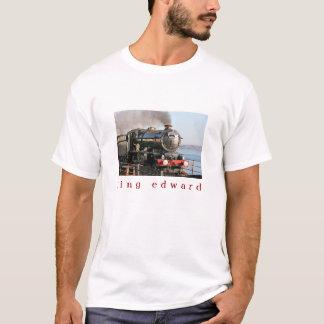 Machine à vapeur du Roi Edouard 1 T-shirt